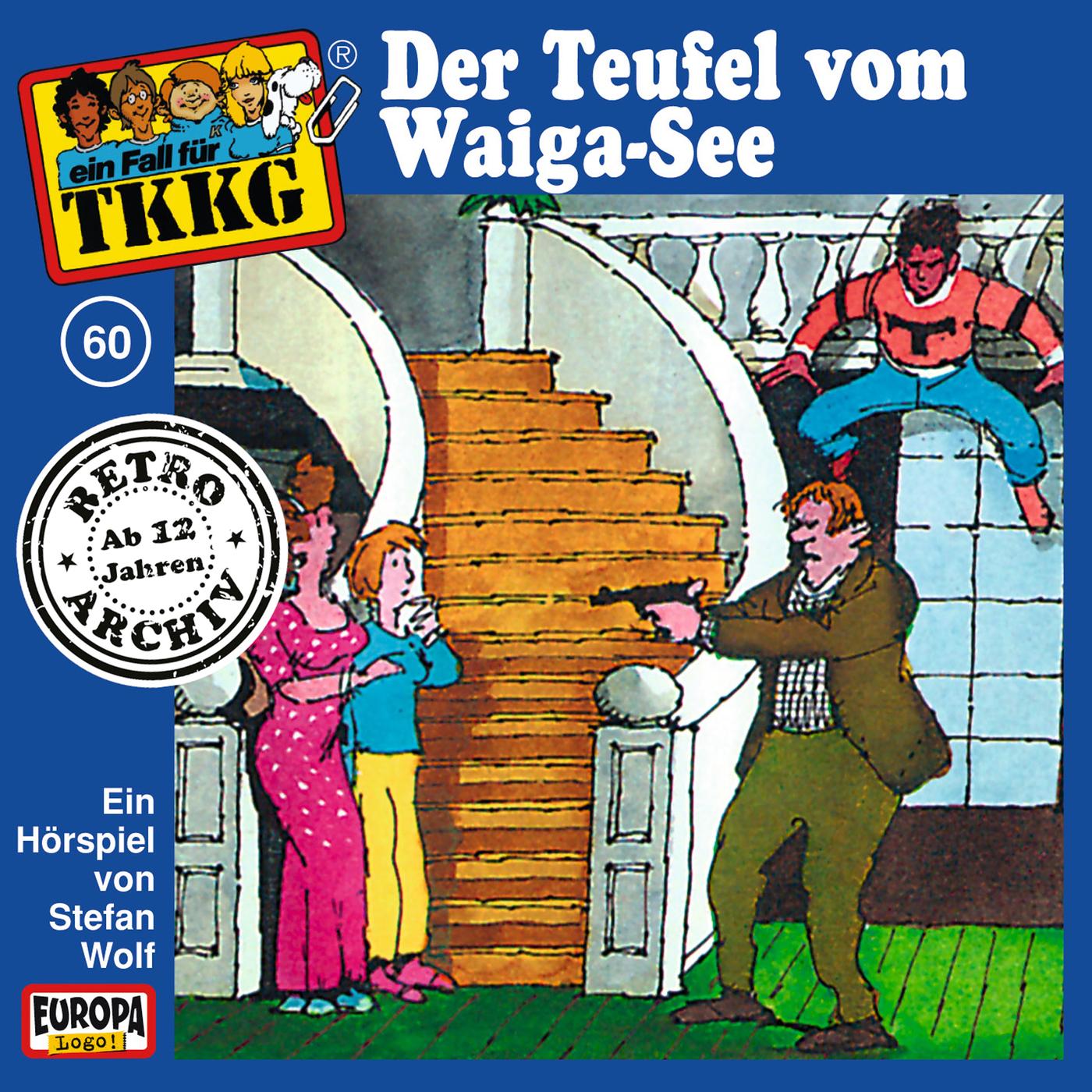 060/Der Teufel vom Waiga-See - TKKG Retro-Archiv