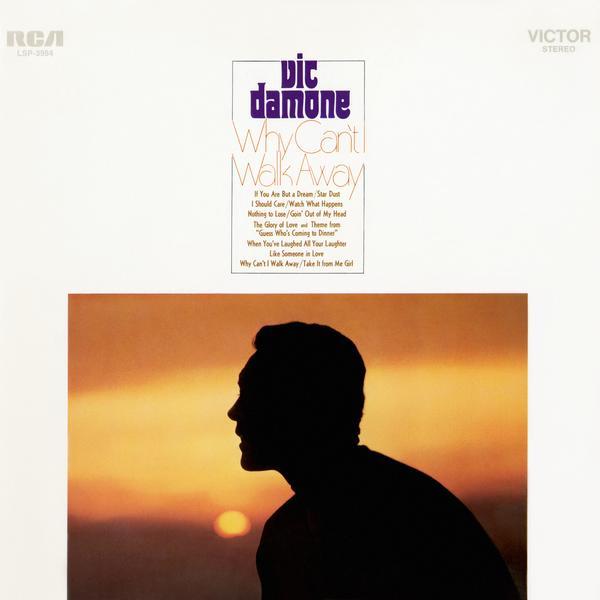 Why Can't I Walk Away - Vic Damone
