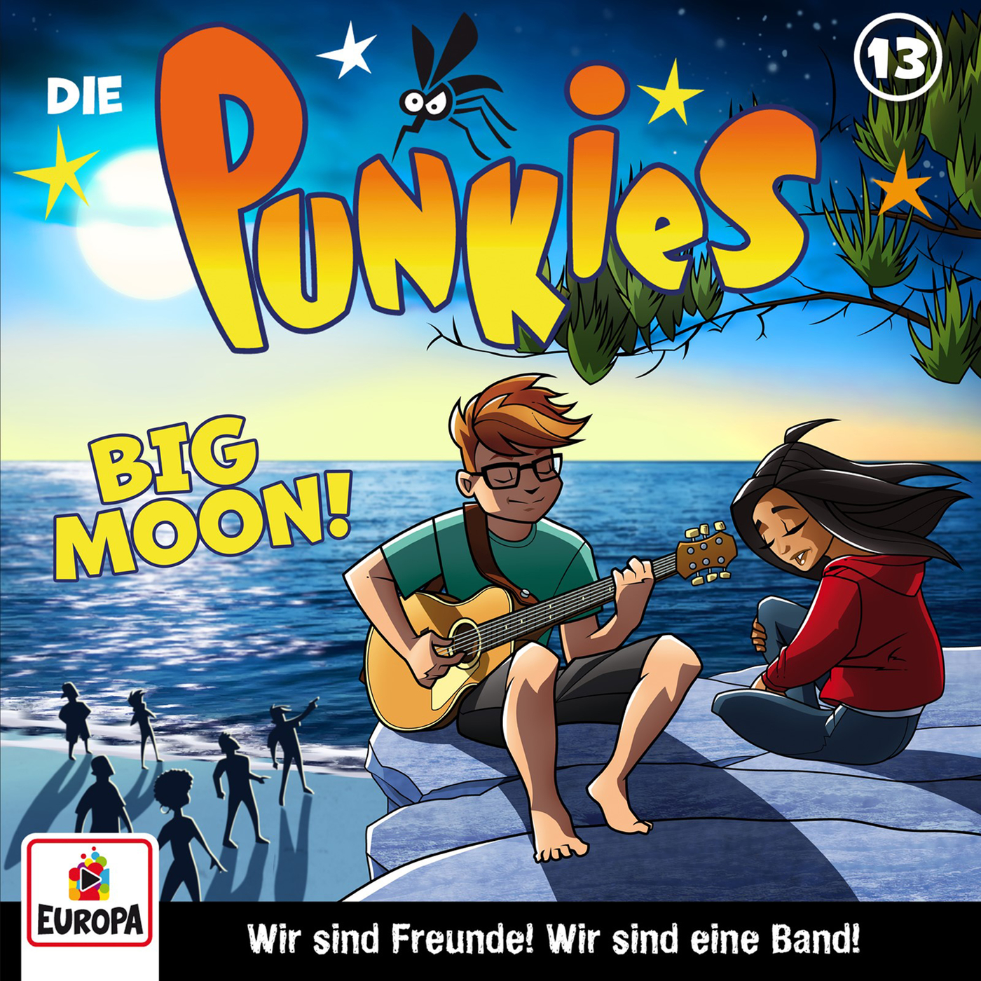 013/Big Moon - Die Punkies