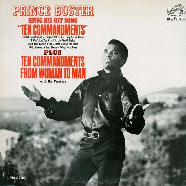 Sings His Hit Song Ten Commandments - Prince Buster