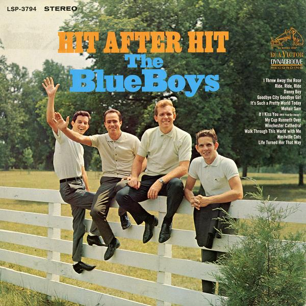 Hit After Hit - The Blue Boys