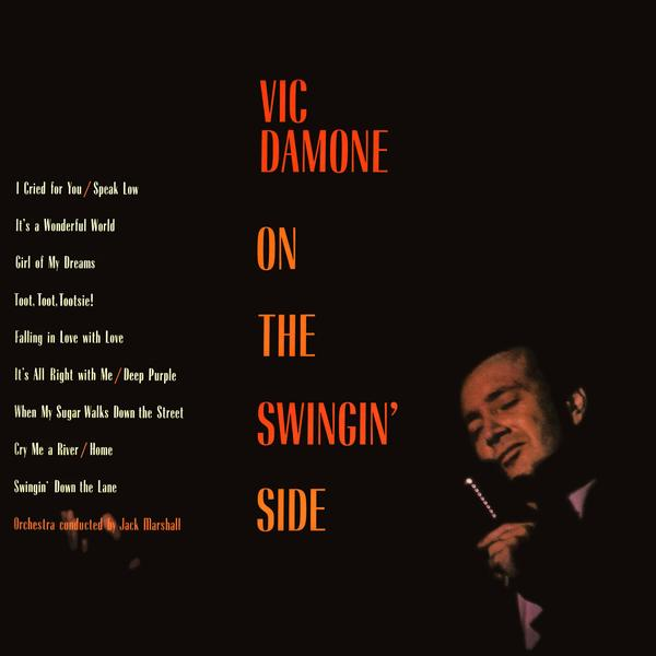 On The Swingin' Side (Expanded Edition) - Vic Damone