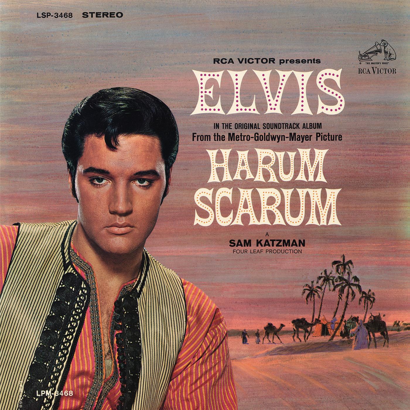 Harum Scarum - Elvis Presley