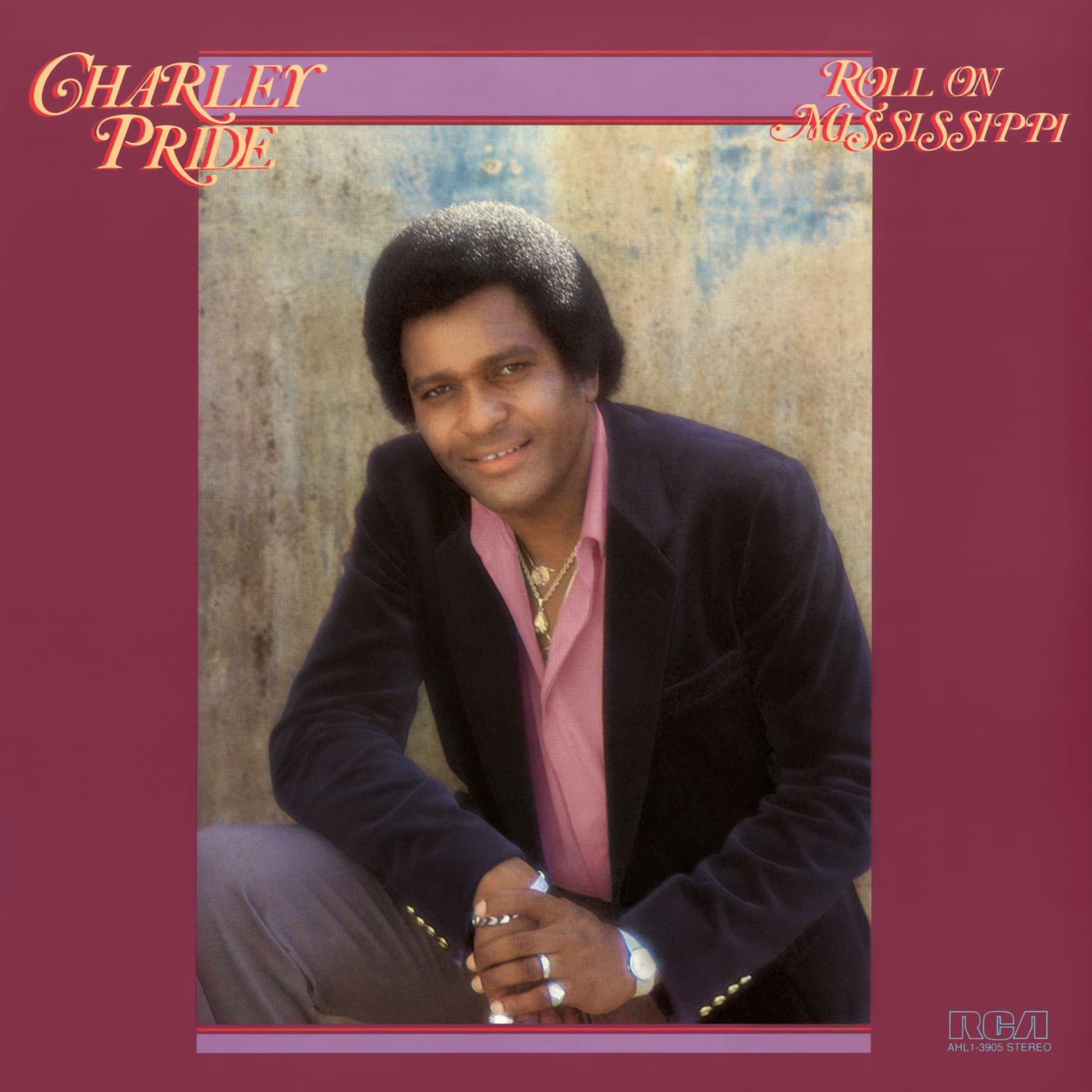 Roll On Mississippi - Charley Pride