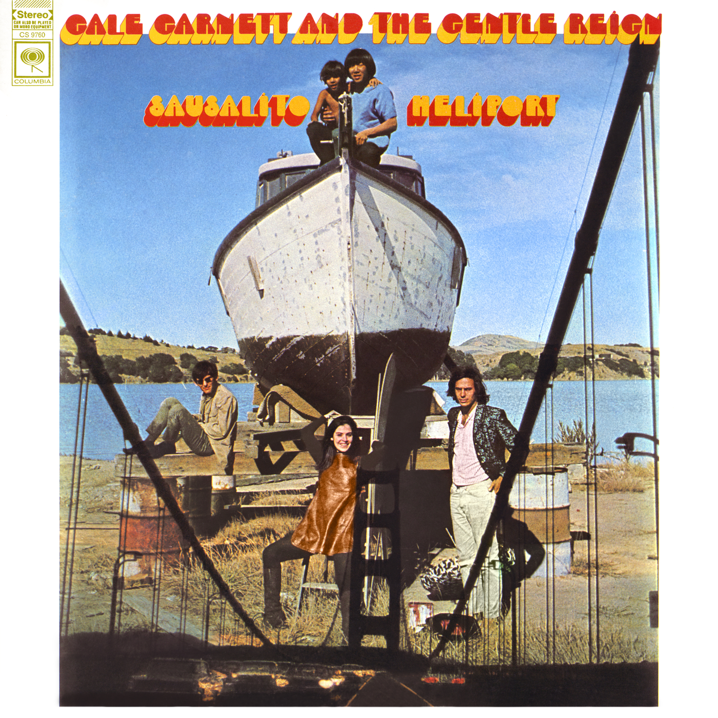 Sausalito Heliport - Gale Garnett