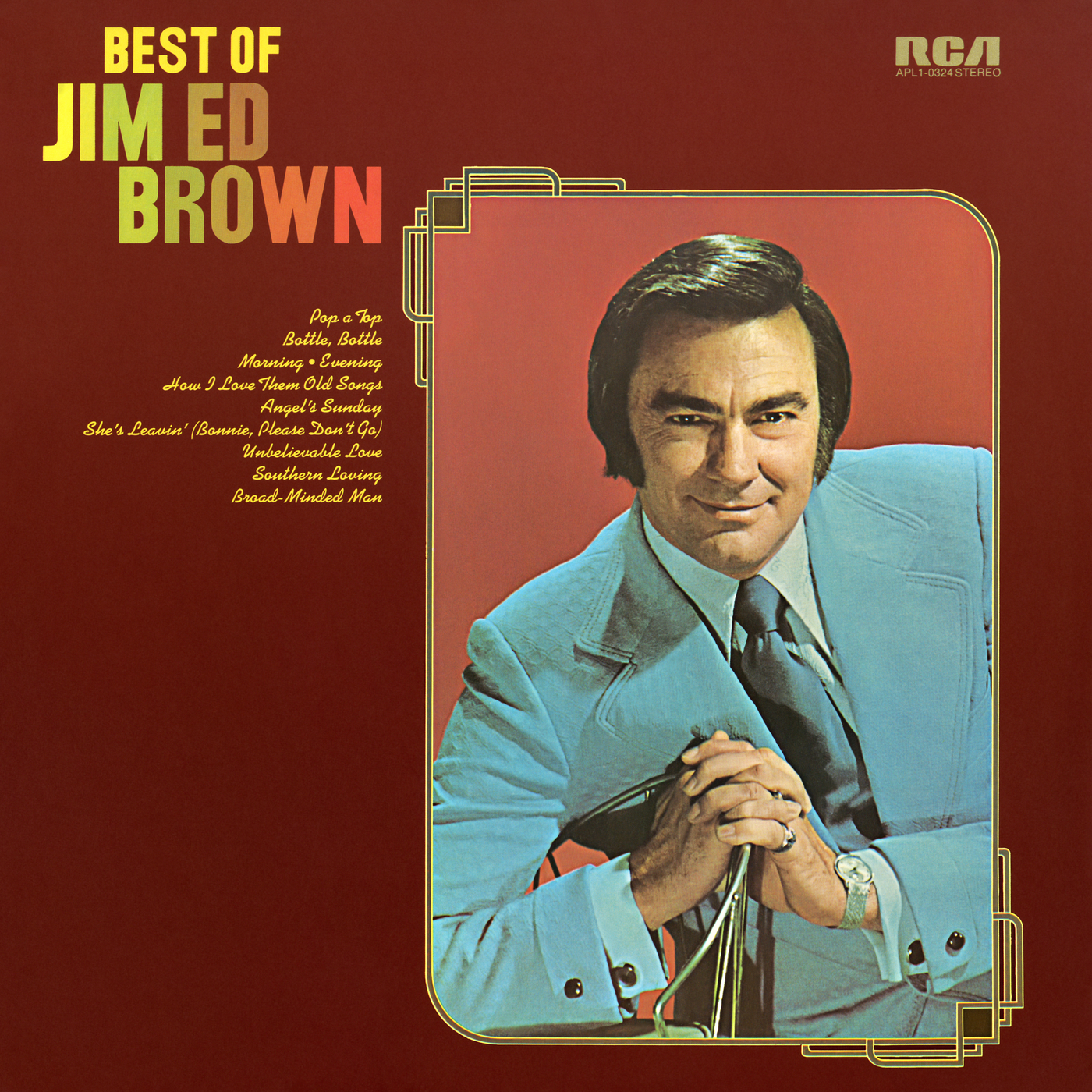 The Best of Jim Ed Brown - Jim Ed Brown