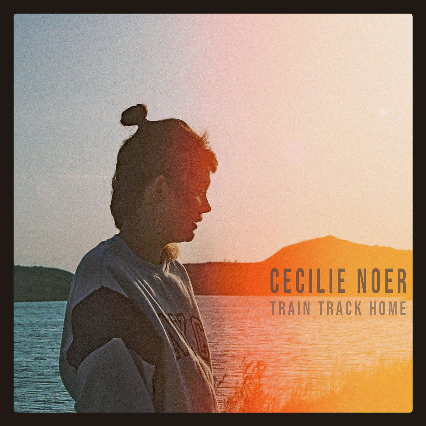 Train Track Home - Cecilie Noer