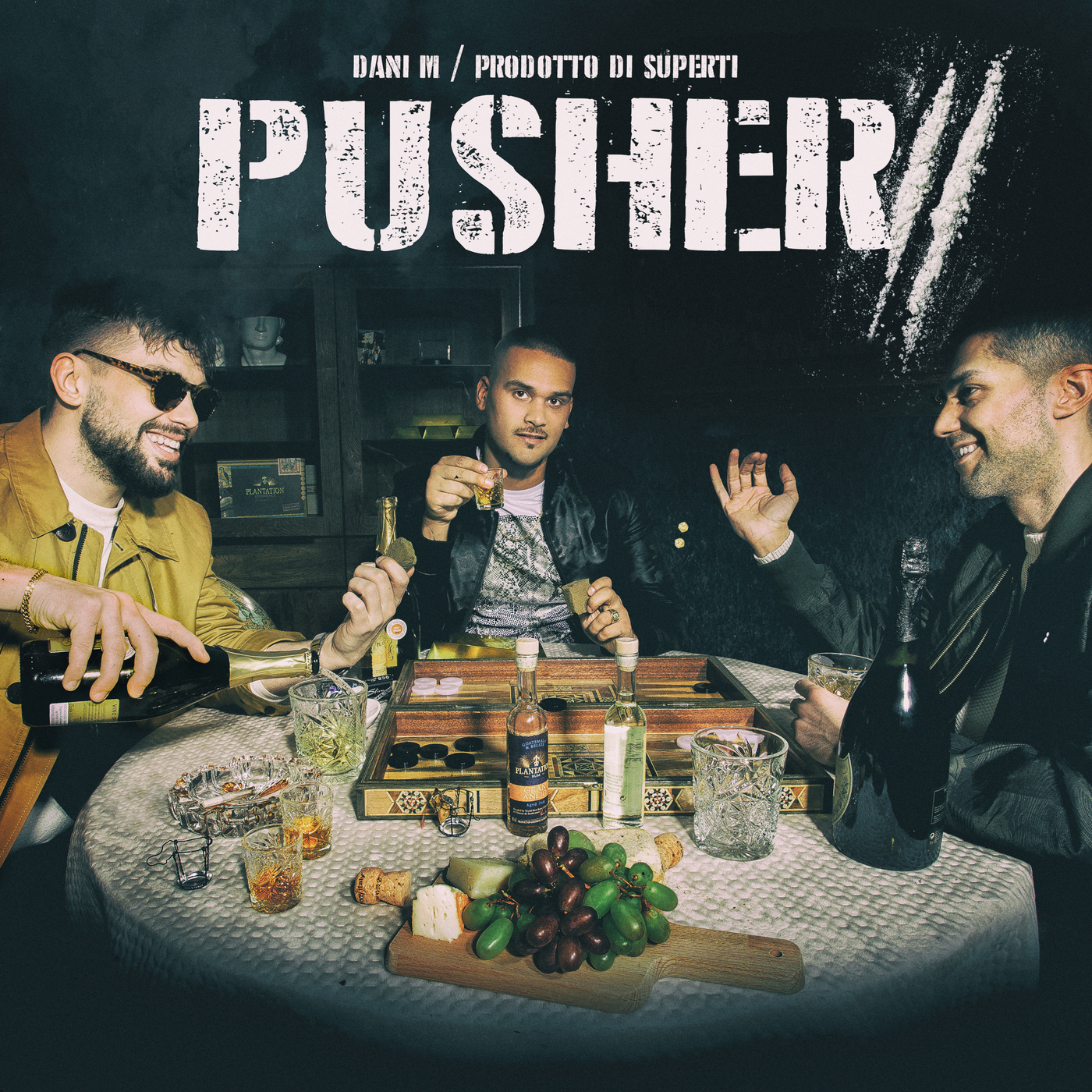 Pusher II - Dani M