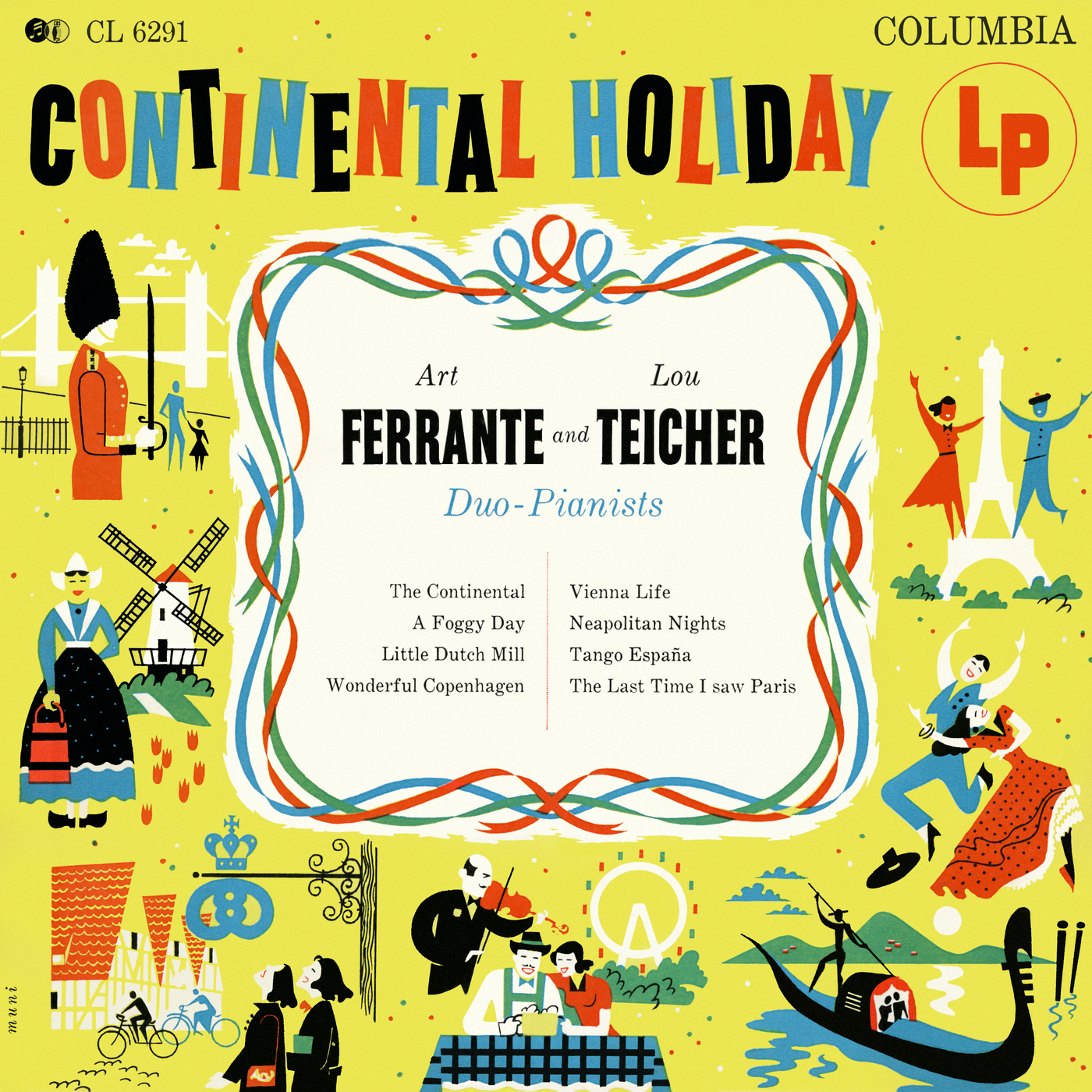 Continental Holiday - Ferrante & Teicher