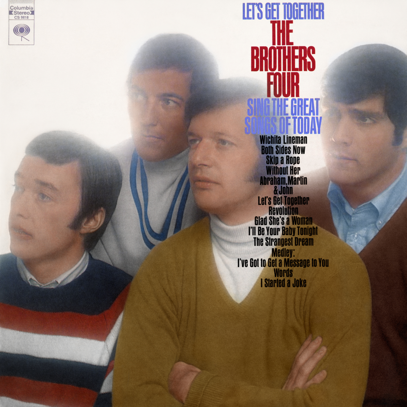 Let's Get Together - The Brothers Four