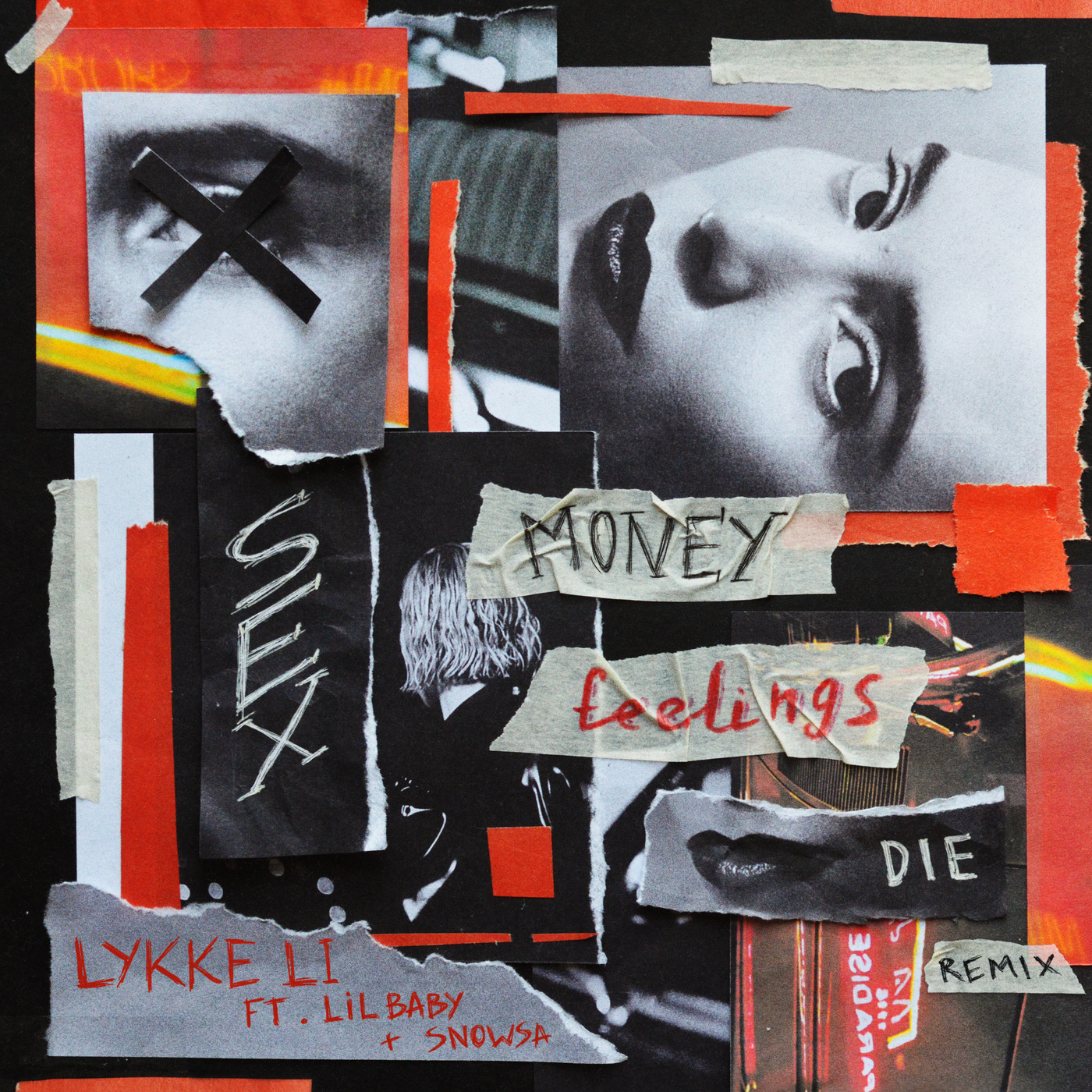 sex money feelings die REMIX - Lykke Li