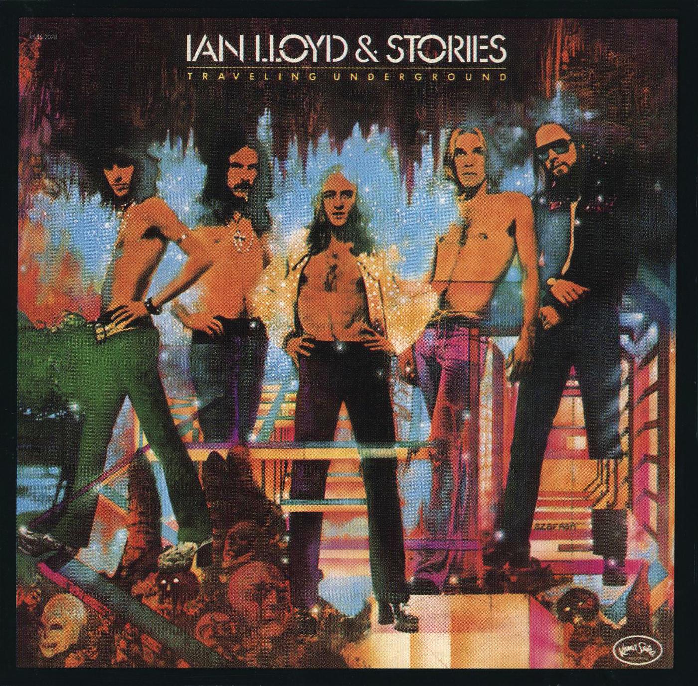 Traveling Underground - Ian Lloyd