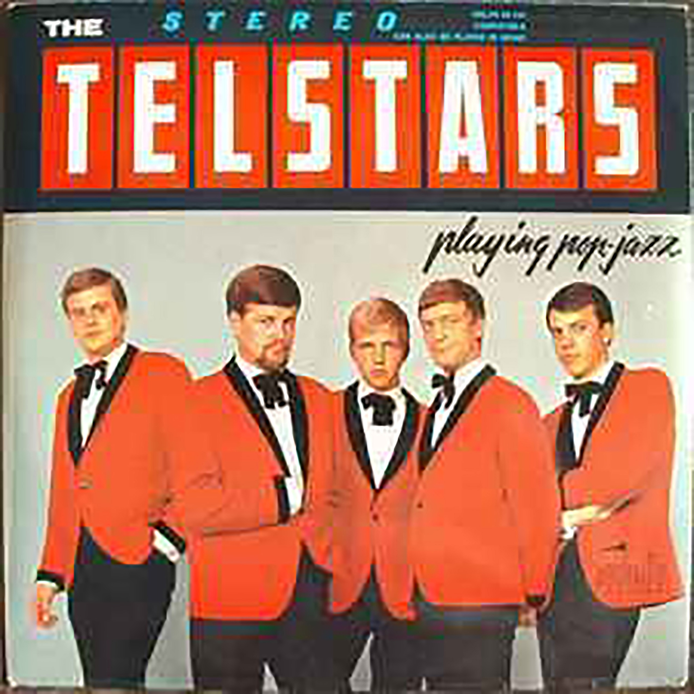 Playing Pop-Jazz - The Telstars