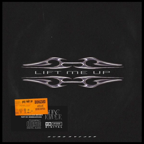 Lift Me Up (Single) - YUNG RVIDER