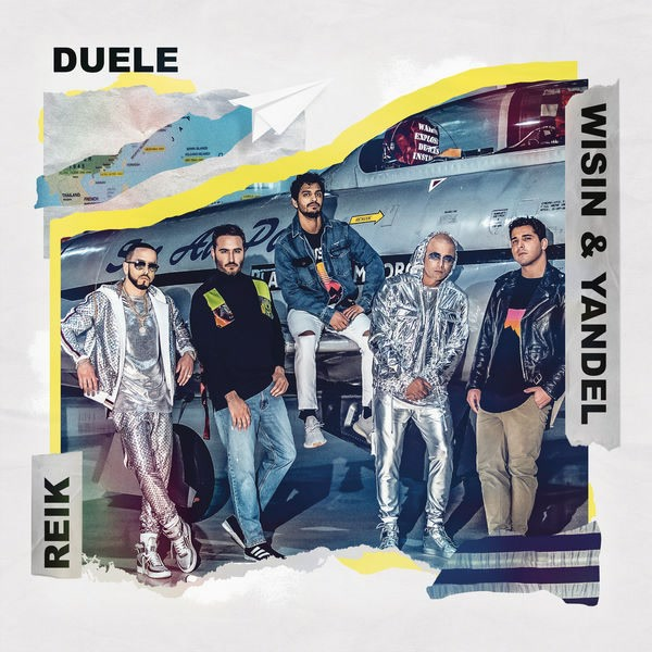 Duele (Single) - Reik - Wisin & Yandel