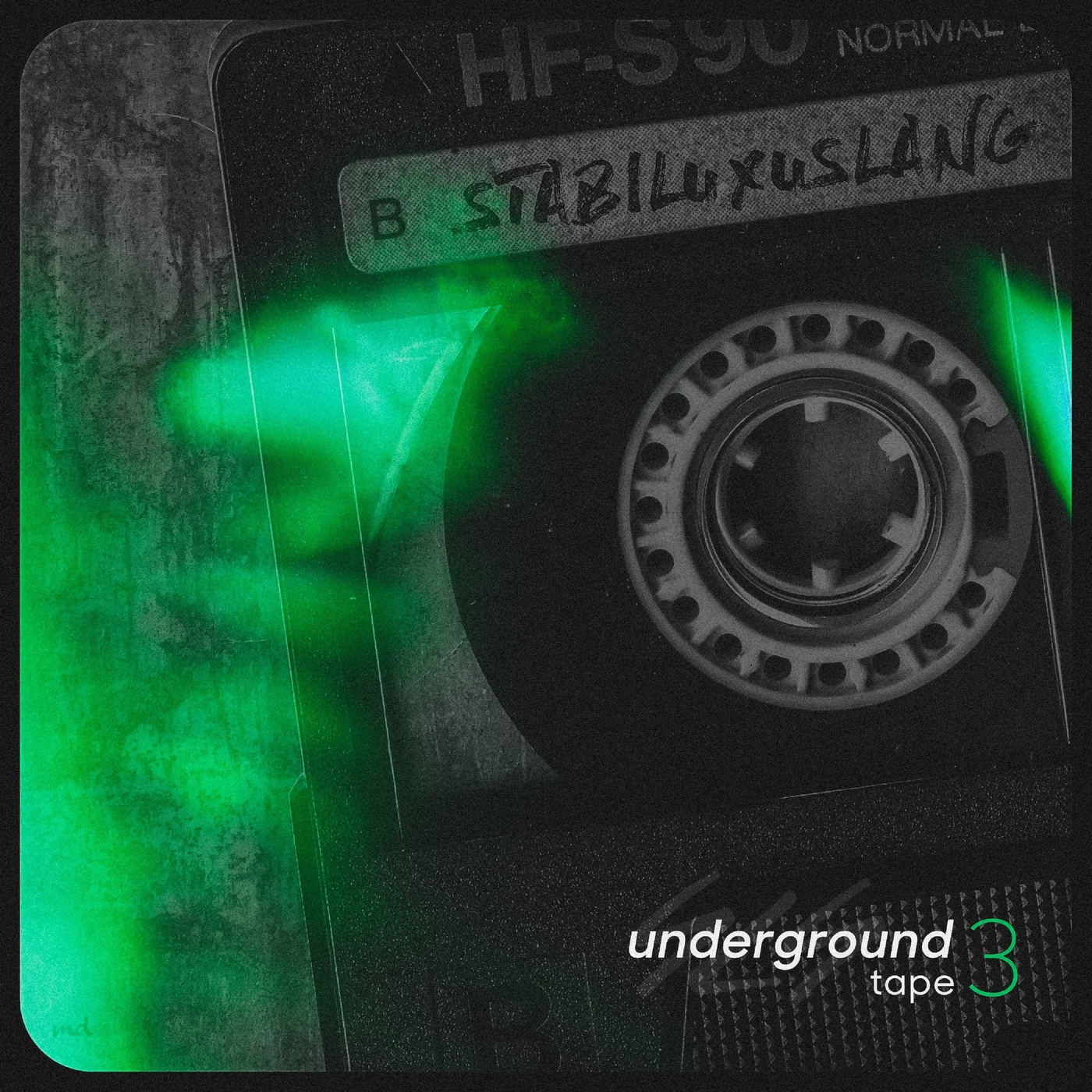 SLS Underground Tape3 - Goldfinger