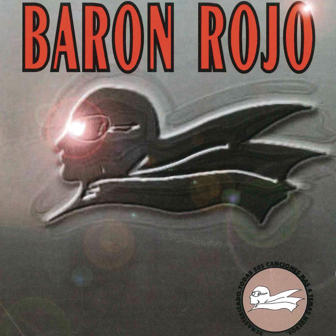 Cueste Lo Que Cueste - Baron Rojo