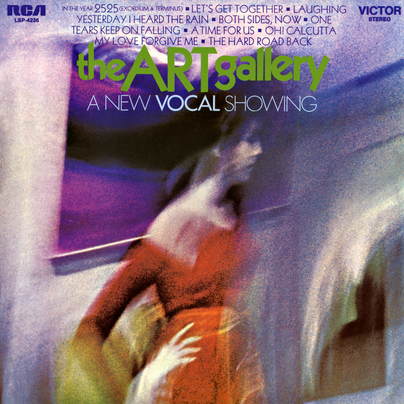 A New Vocal Showing - The Art Gallery