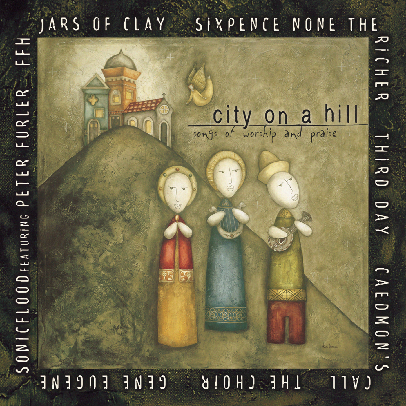 City on a Hill: Songs of Worship and Praise - Various Artists