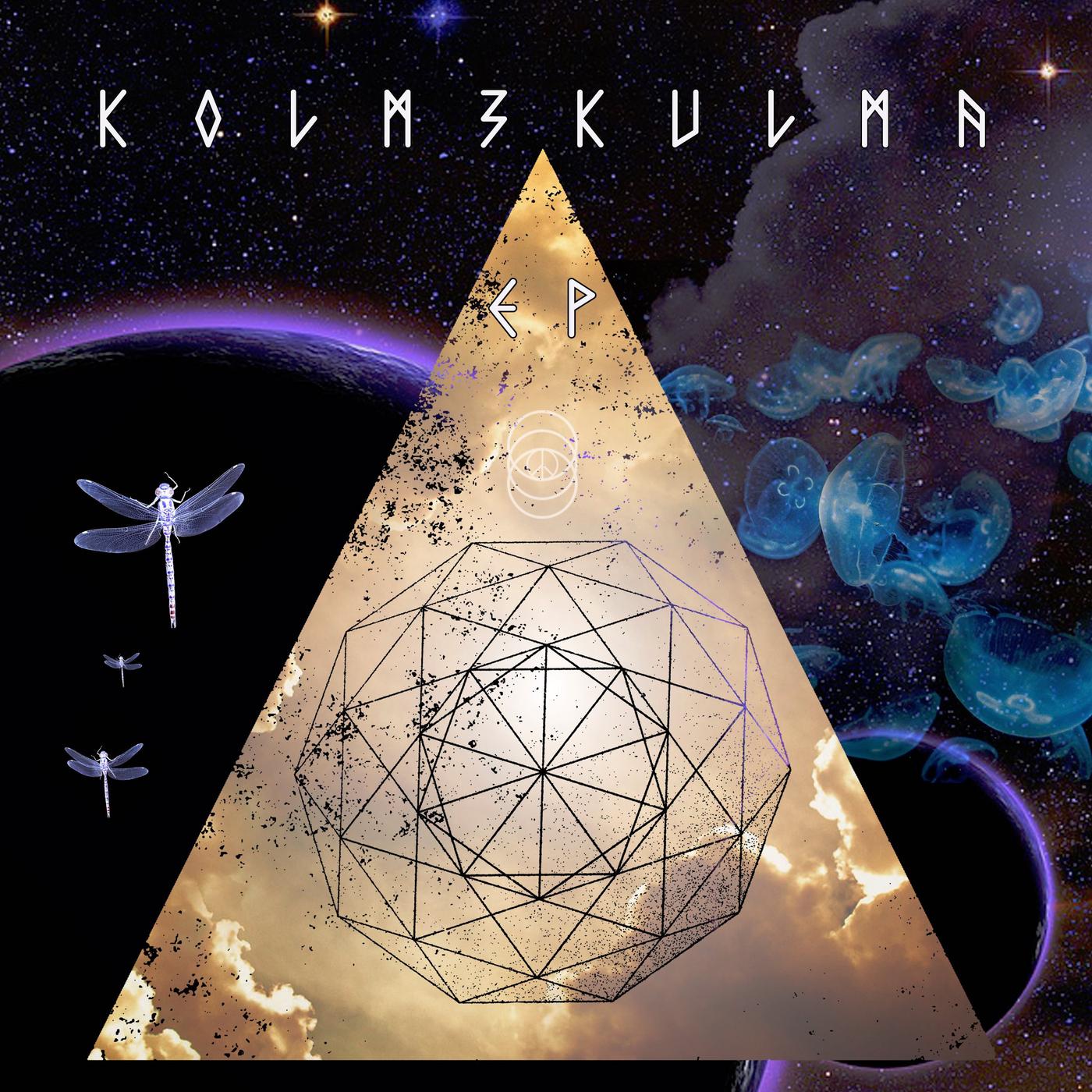 Kolm3kulma - EP - Liigalaiska