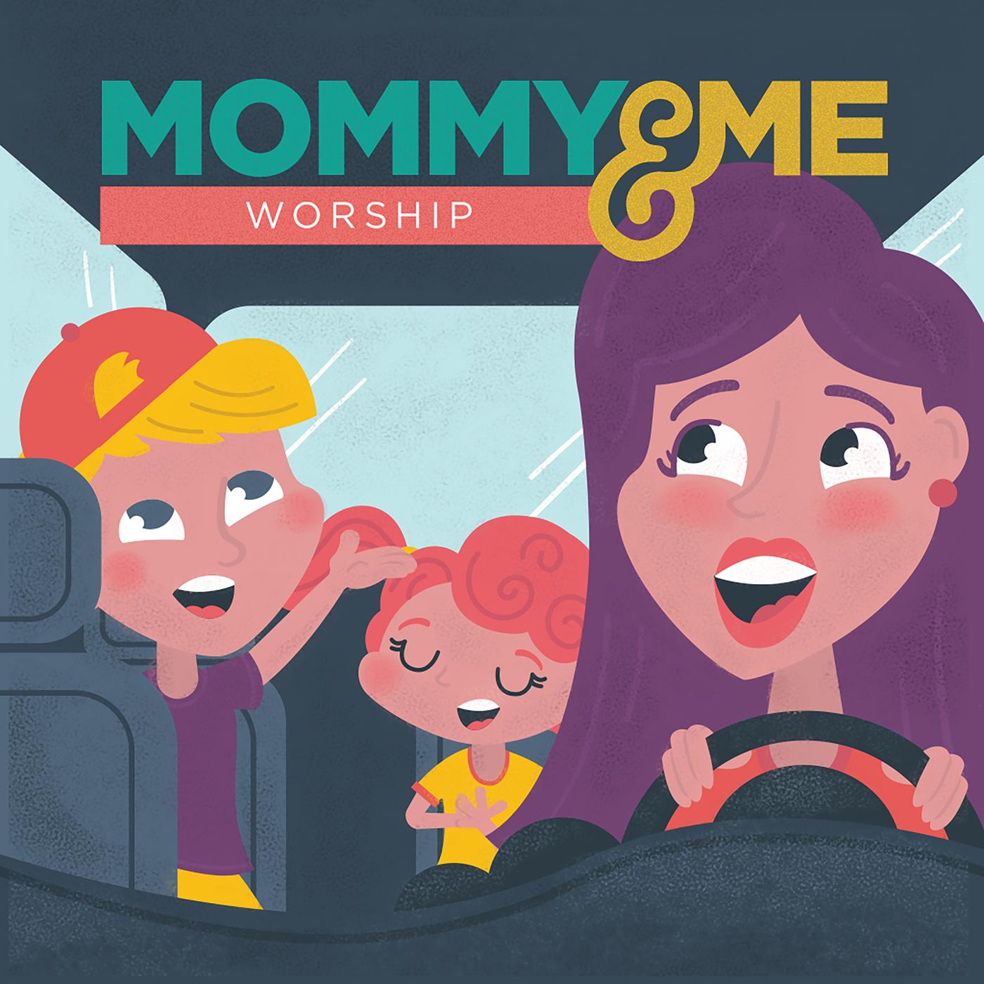 Mommy & Me Worship, Vol. 1 - Lifeway Kids