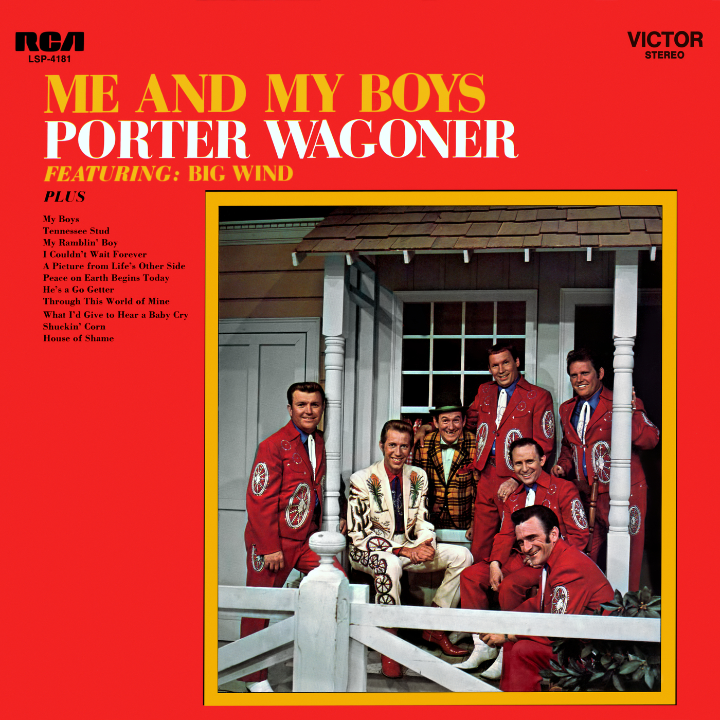 Me and My Boys - Porter Wagoner