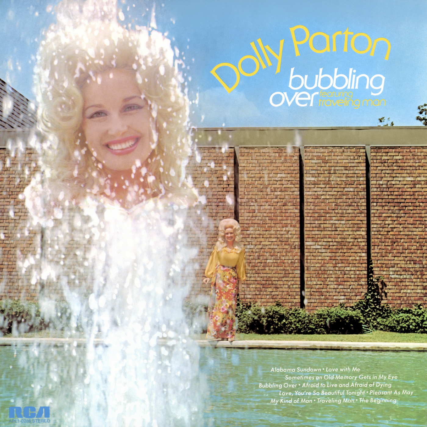 Bubbling Over - Dolly Parton