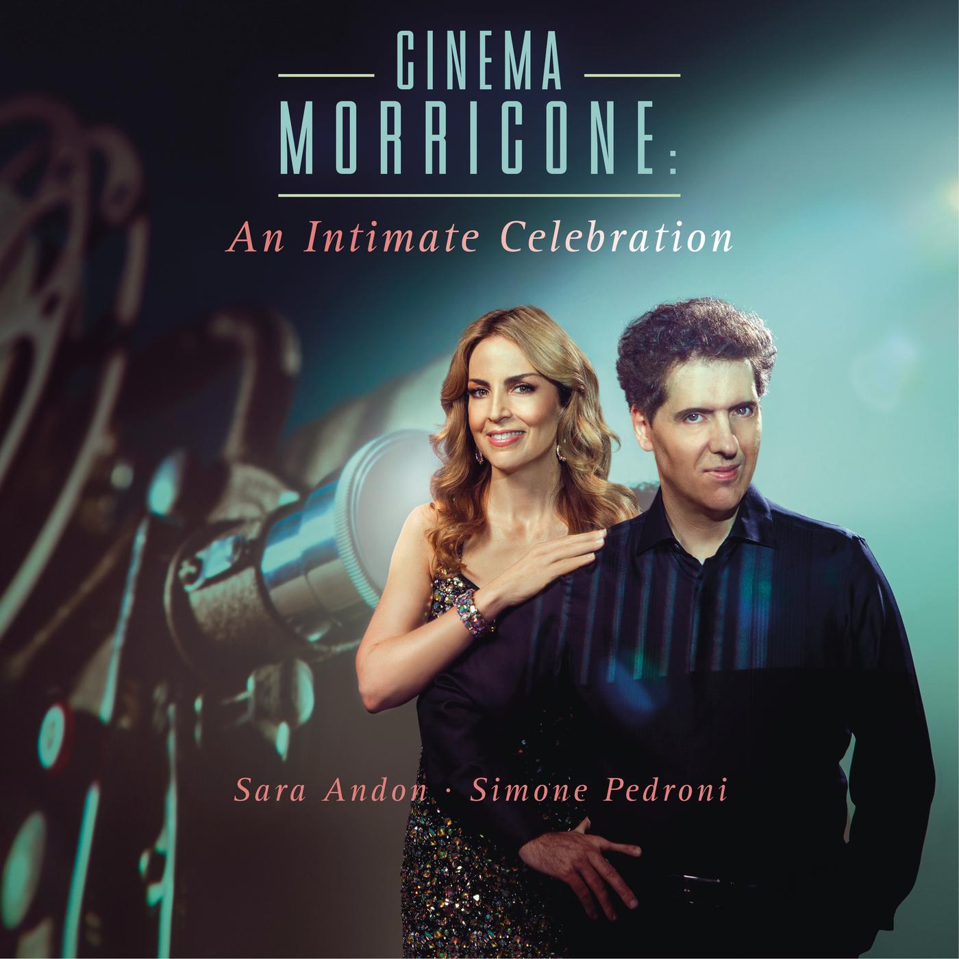 Cinema Morricone - An Intimate Celebration - Simone Pedroni