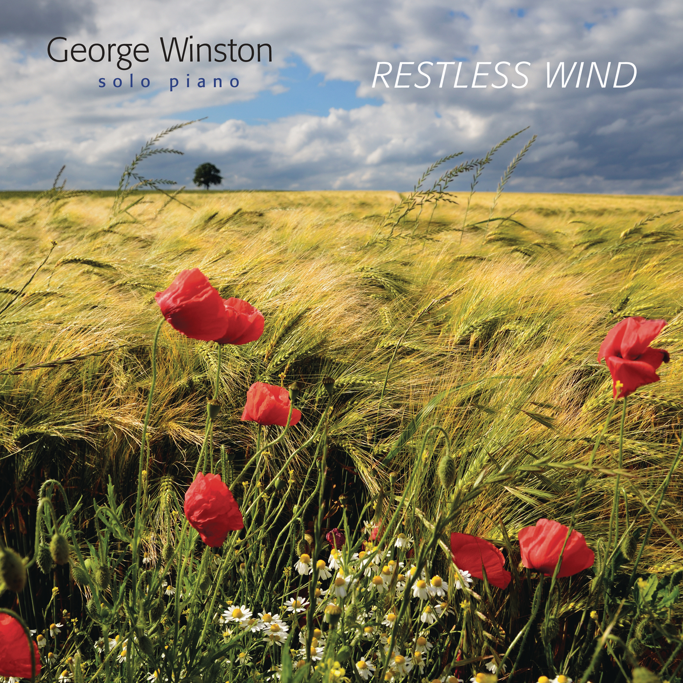 Restless Wind - George Winston