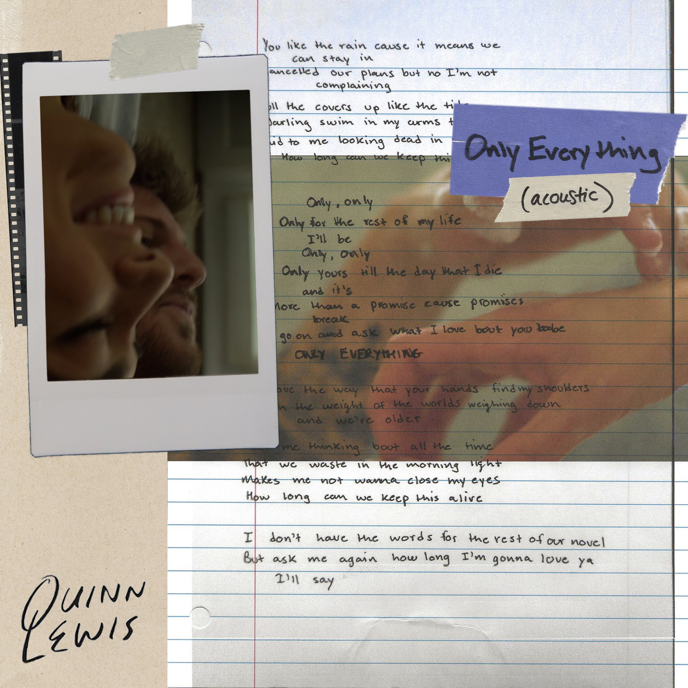Only Everything (Acoustic) - Quinn Lewis