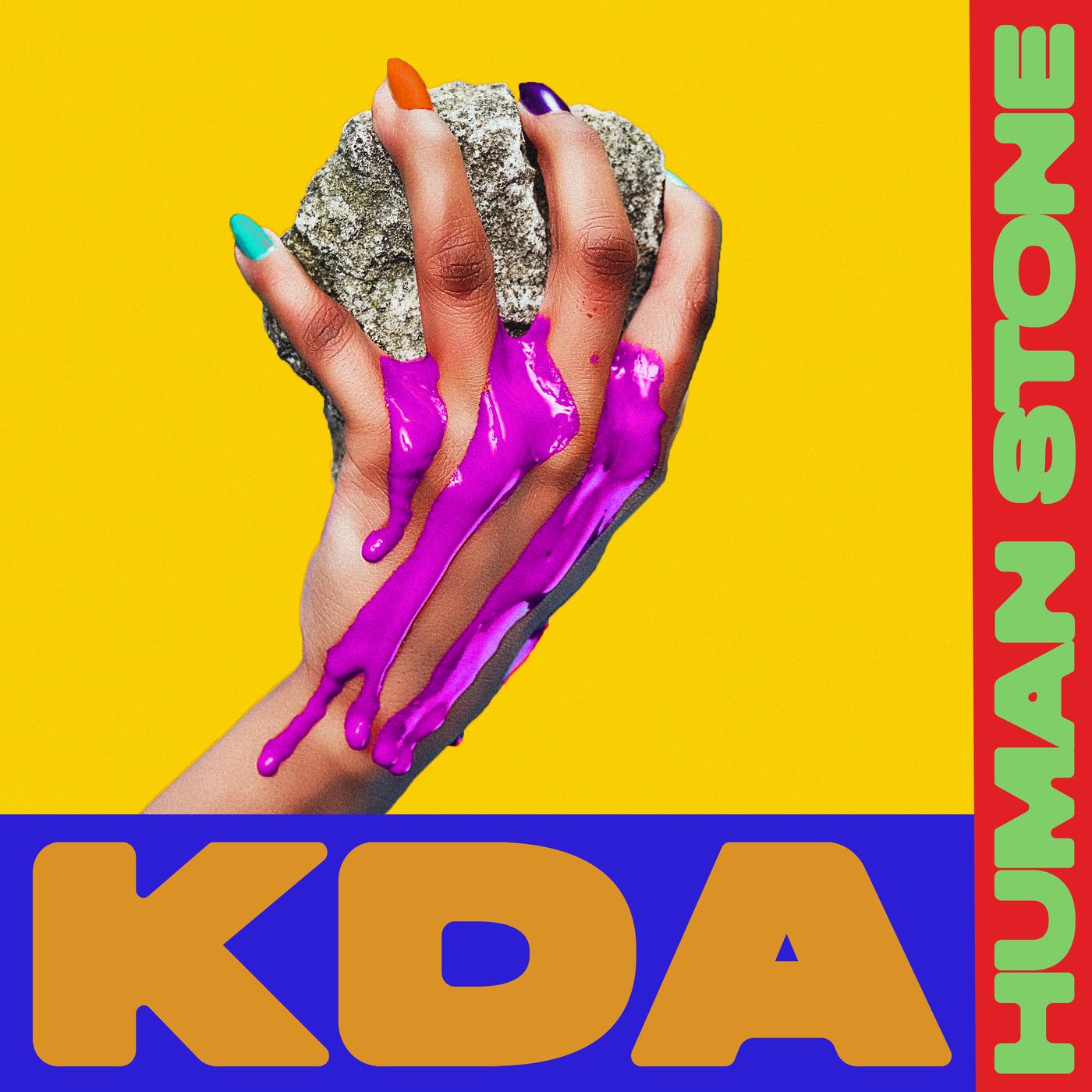 The Human Stone - KDA