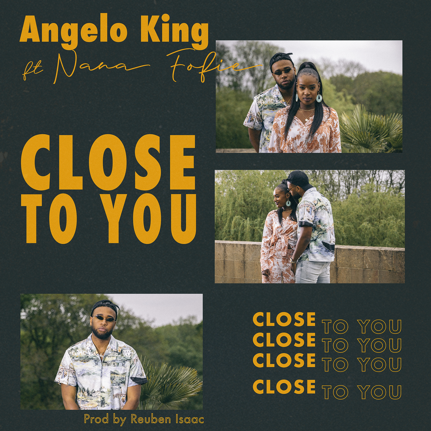 Close To You - Angelo King