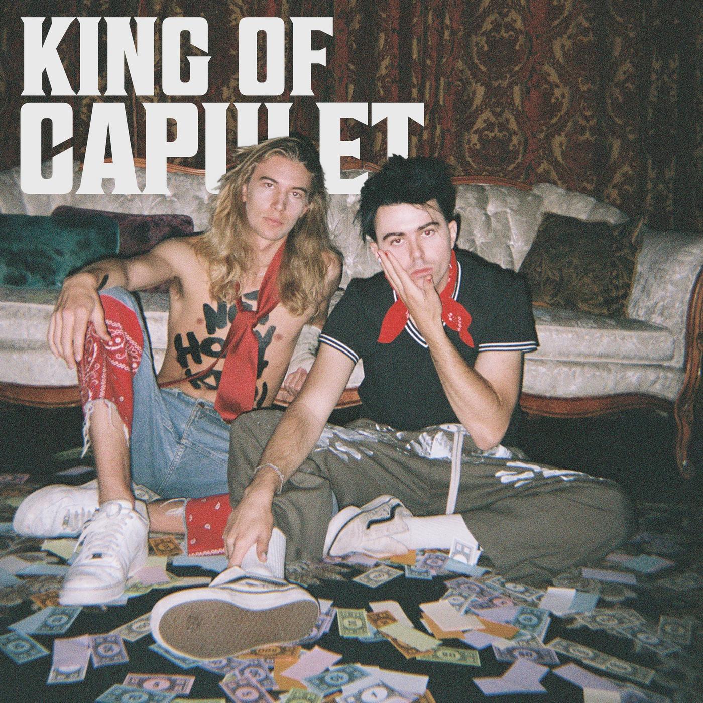 King Of Capulet - X Lovers