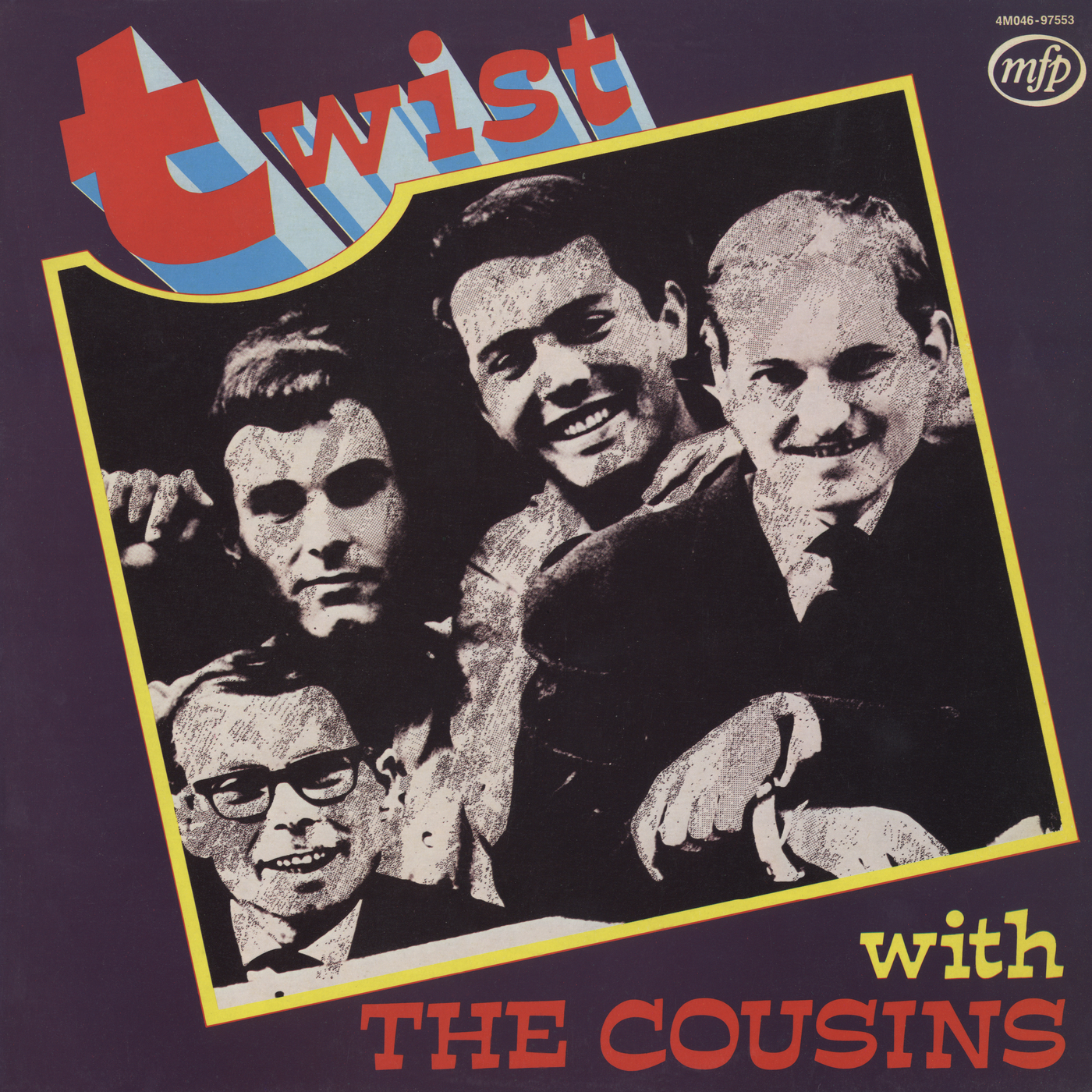 Let's Twist With The Cousins - The Cousins