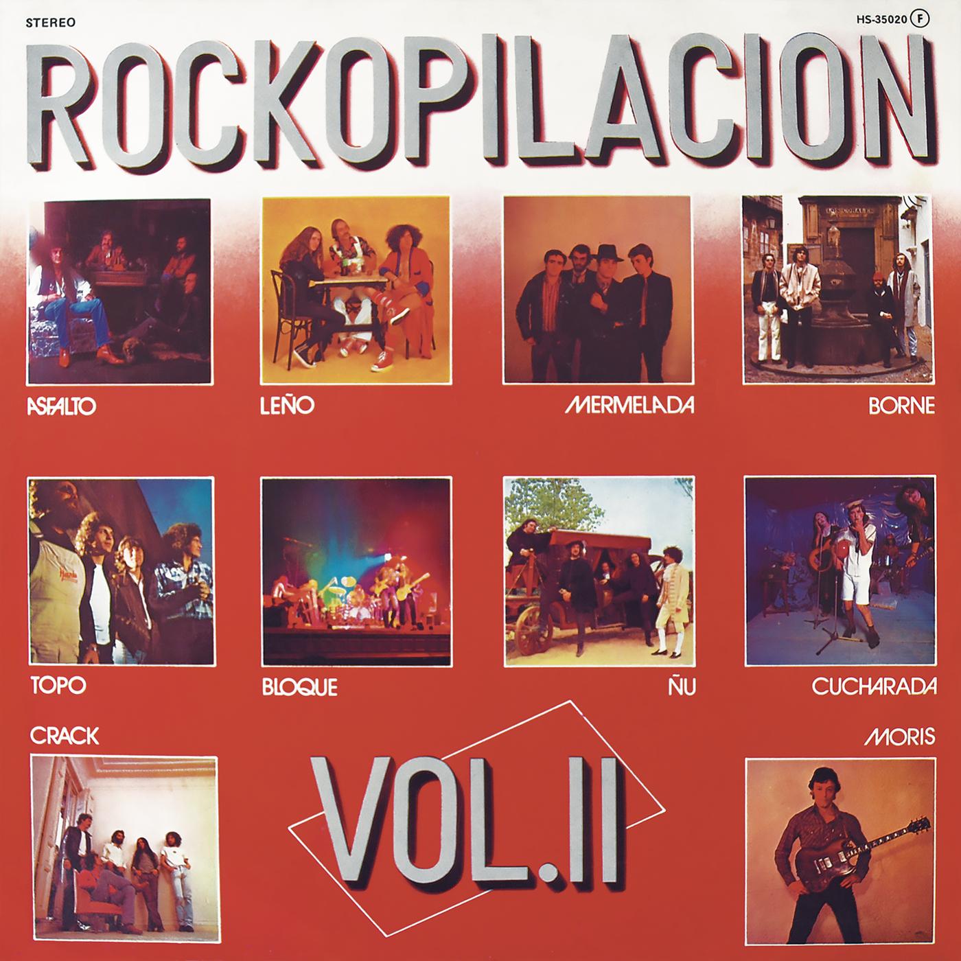 Rockopilacíon, Vol. 2 -