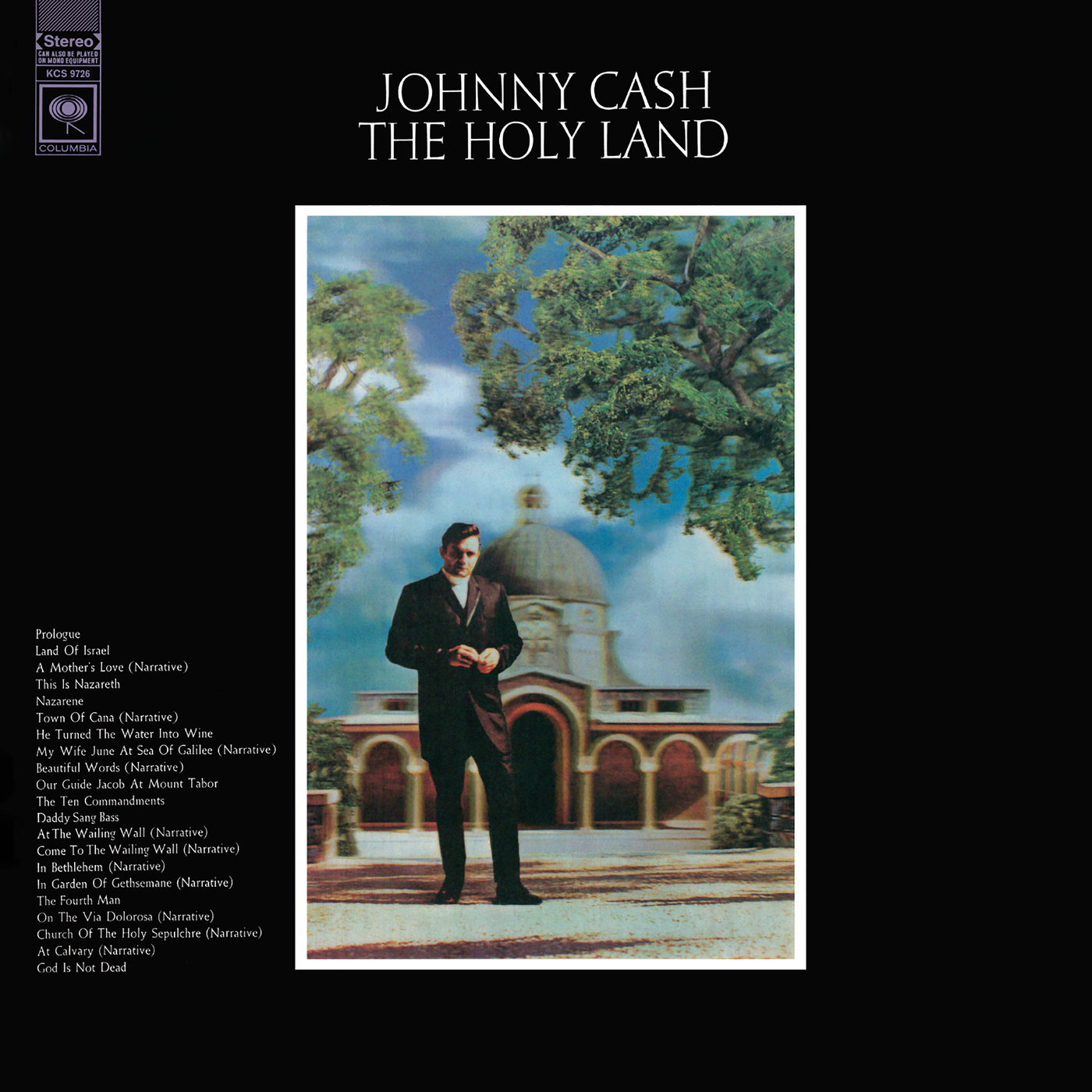 The Holy Land - Johnny Cash