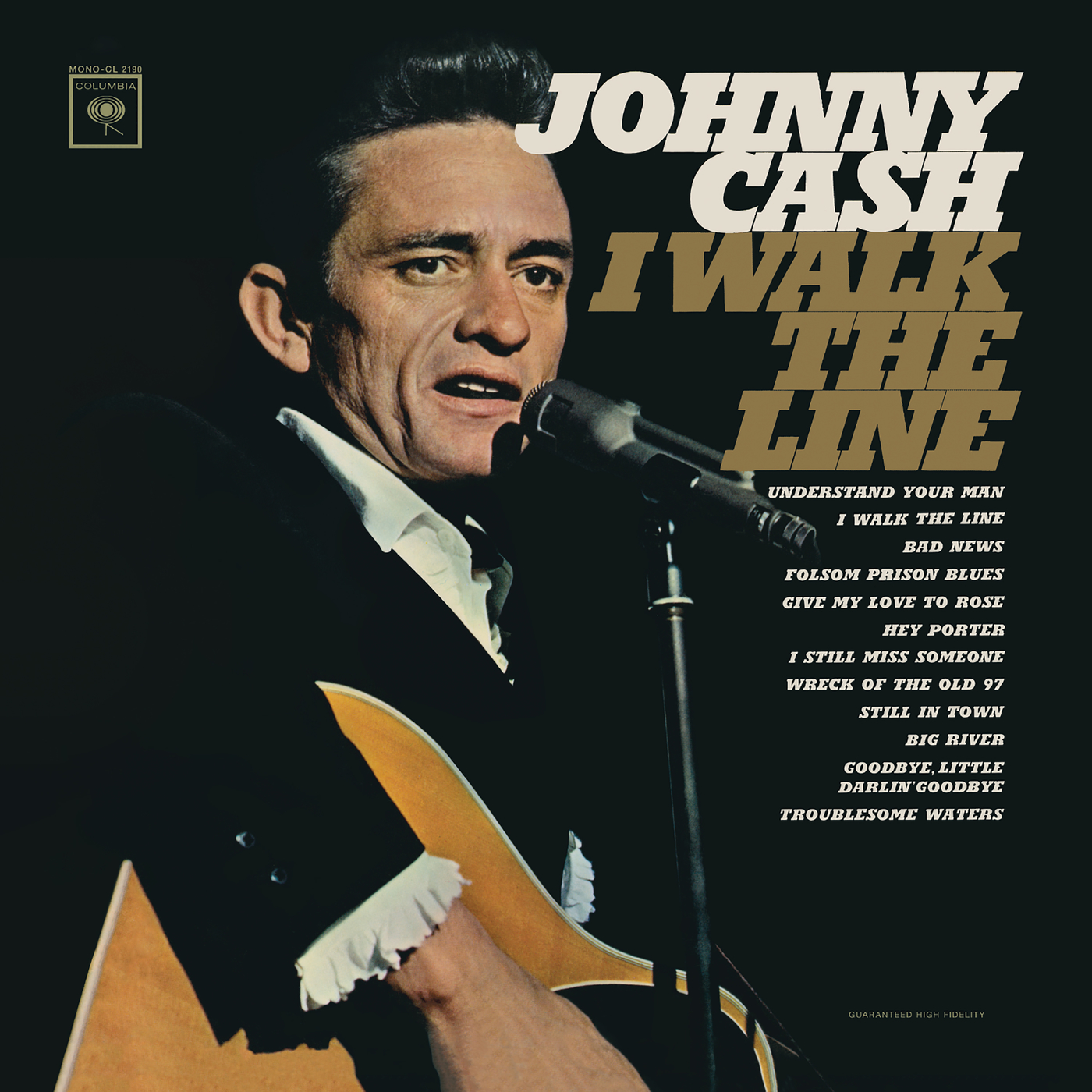 I Walk the Line - Johnny Cash