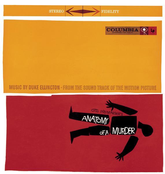 Anatomy of a Murder - Duke Ellington