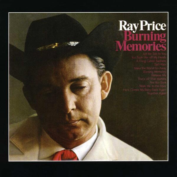 Burning Memories - Ray Price