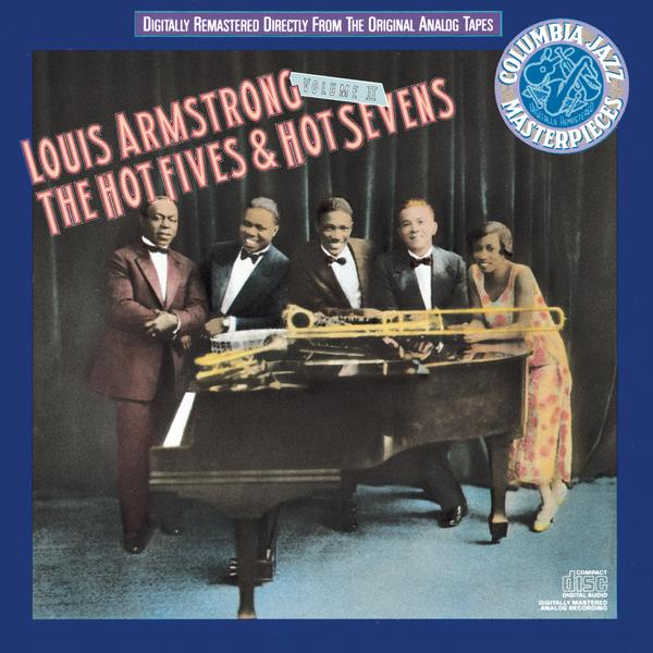 The Hot Fives And Hot Sevens - Volume II - Louis Armstrong
