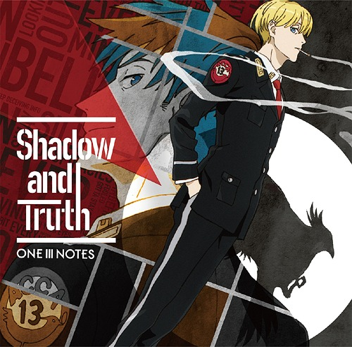 Shadow and Truth - ONE III NOTES