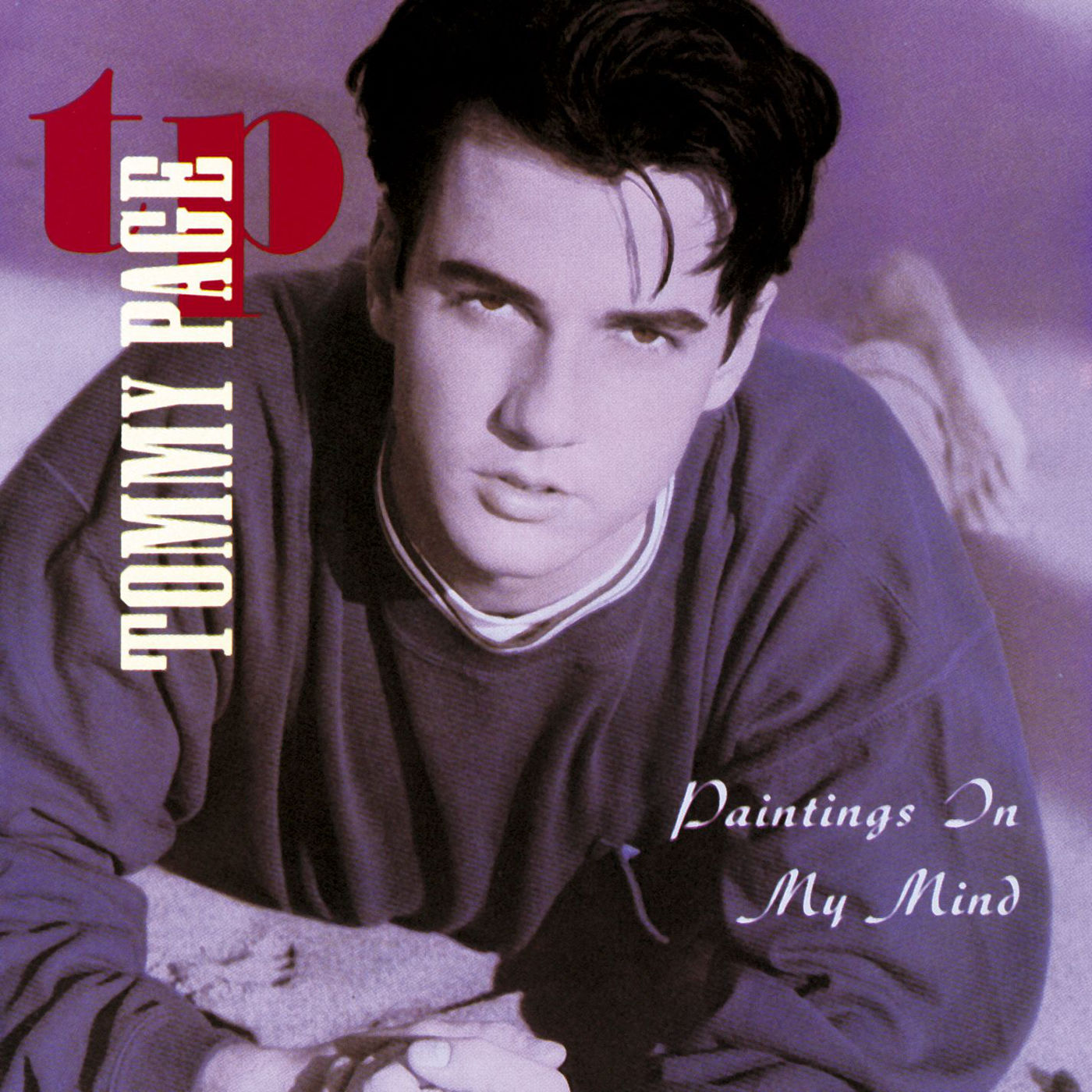 Paintings In My Mind - Tommy Page