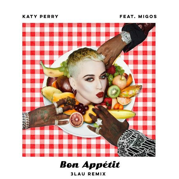 Bon Appétit (3LAU Remix) (Single) - Katy Perry -  Migos