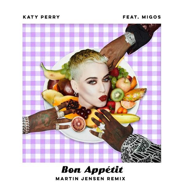 Bon Appétit (Martin Jensen Remix) (Single) - Katy Perry -  Migos