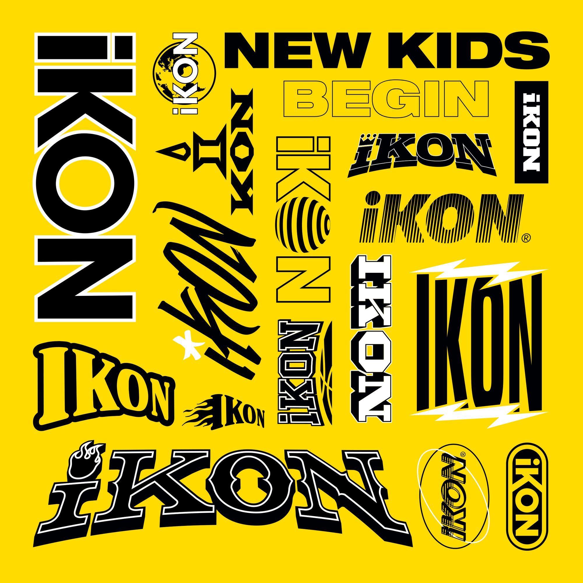 NEW KIDS : CONTINUE (EP) - iKON
