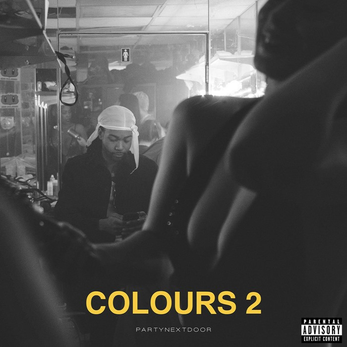 COLOURS 2 (EP) - PARTYNEXTDOOR