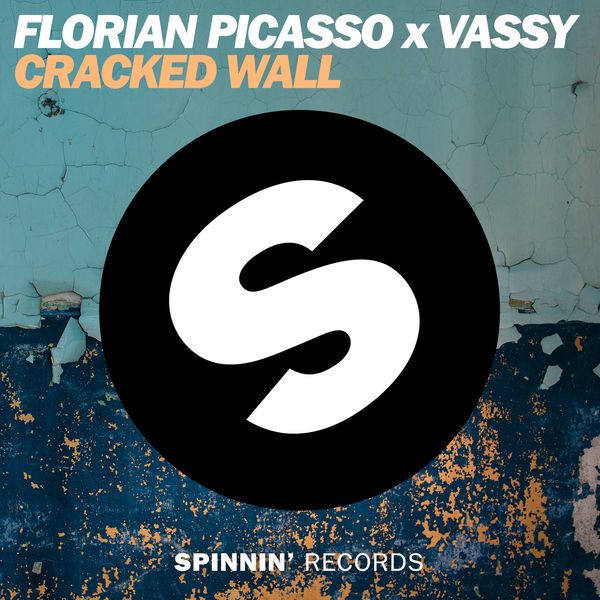 Cracked Wall (Single) - Florian Picasso -  Vassy