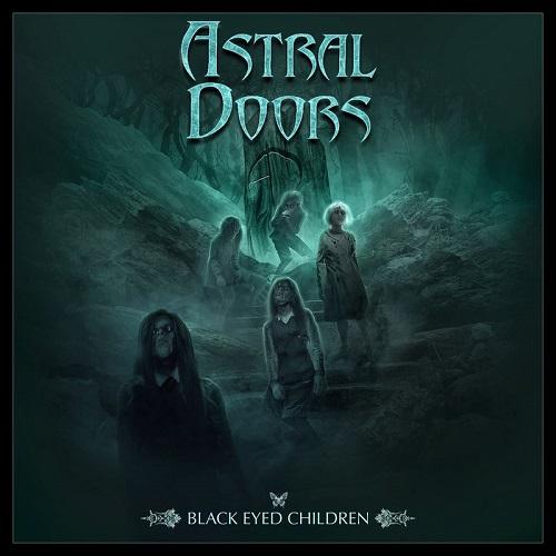 Black Eyed Children - Astral Doors