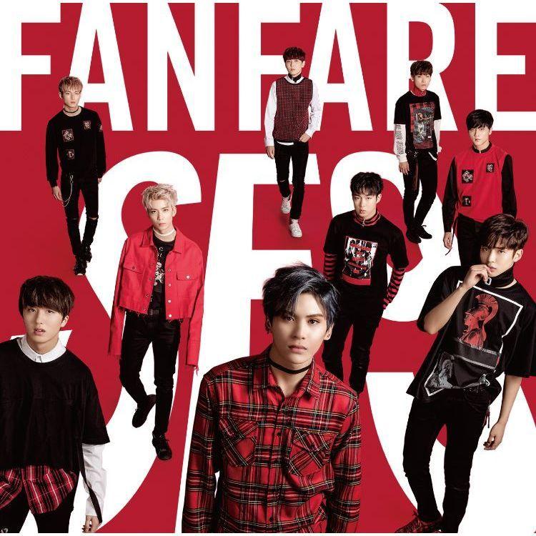 Fanfare (Japanese) (Single) - SF9