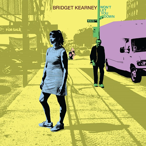 Won't Let You Down - Bridget Kearney